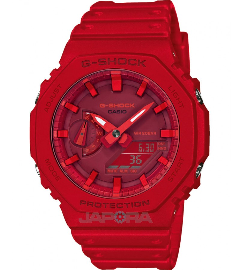Ceas barbatesc Casio G-Shock GA-2100-4AER Carbon Core Guard (GA-2100-4AER) oferit de magazinul Japora
