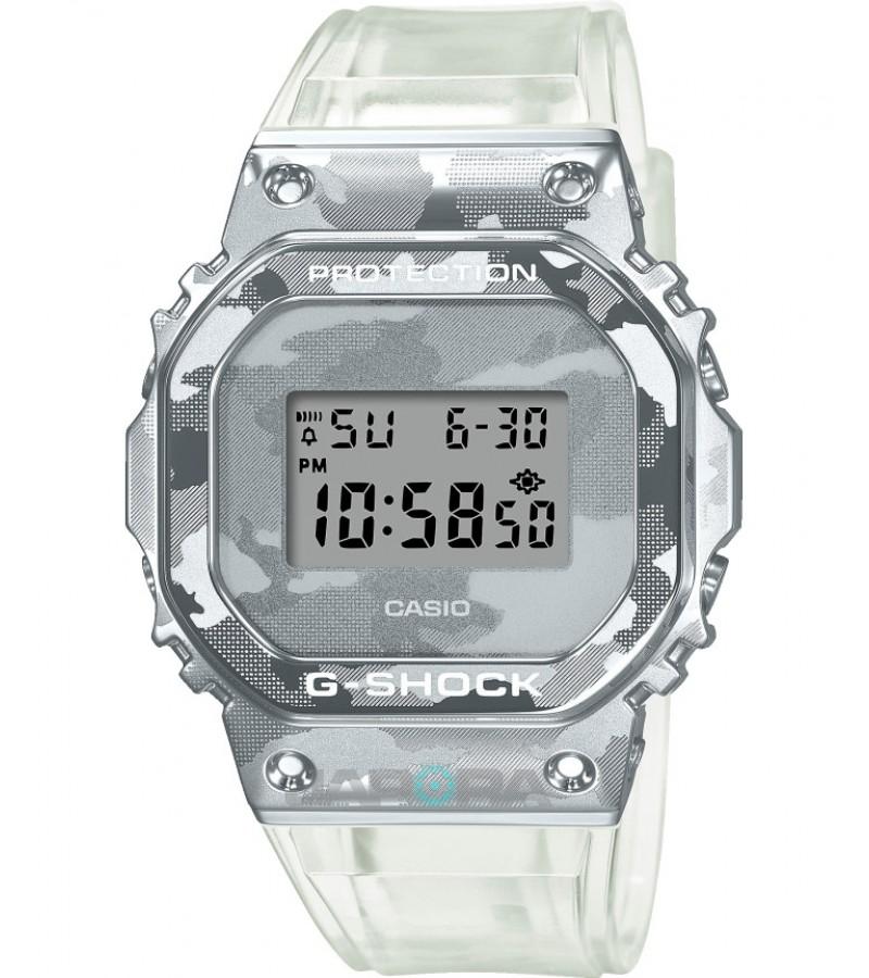 Ceas barbatesc Casio G-Shock GM-5600SCM-1ER Metal Covered Series (GM-5600SCM-1ER) oferit de magazinul Japora