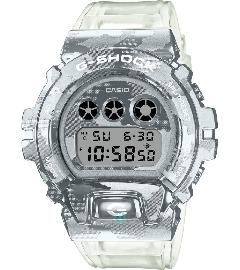Ceas barbatesc Casio G-Shock GM-6900SCM-1ER Metal Covered Series (GM-6900SCM-1ER) oferit de magazinul Japora
