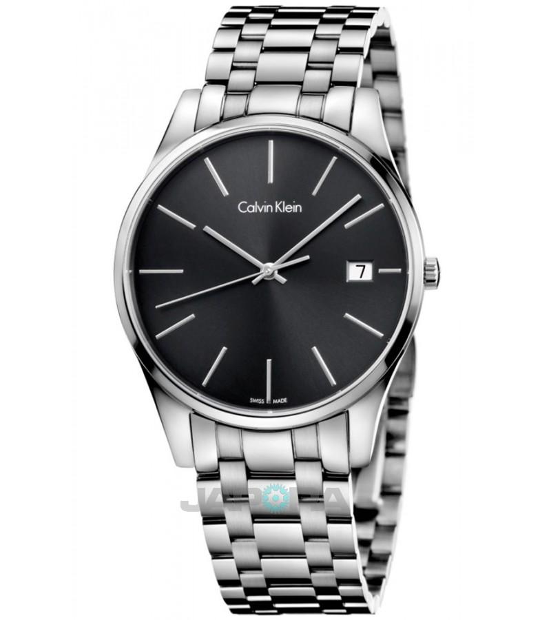 Ceas barbatesc Calvin Klein K4N21141 Time (K4N21141) oferit de magazinul Japora