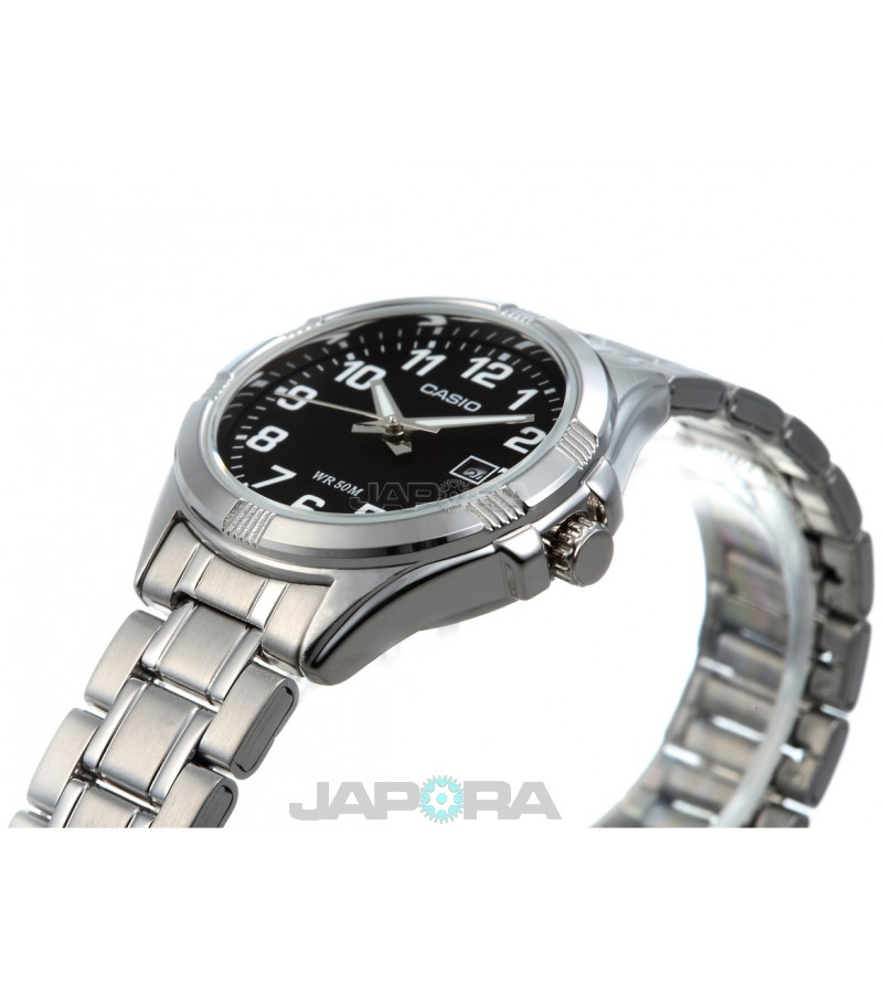 Ceas dama Casio STANDARD LTP-1308PD-1B Analog: His-and-hers pairs (LTP-1308PD-1BVEF) oferit de magazinul Japora