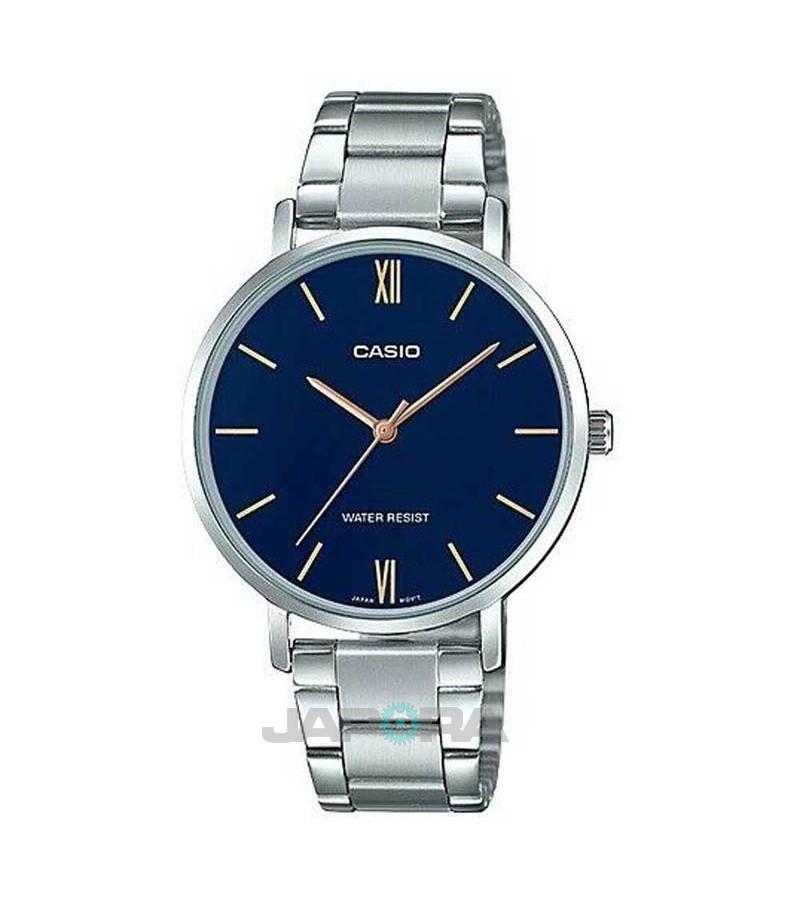 Ceas dama Casio Standard LTP-VT01D-2BUDF (LTP-VT01D-2BUDF) oferit de magazinul Japora