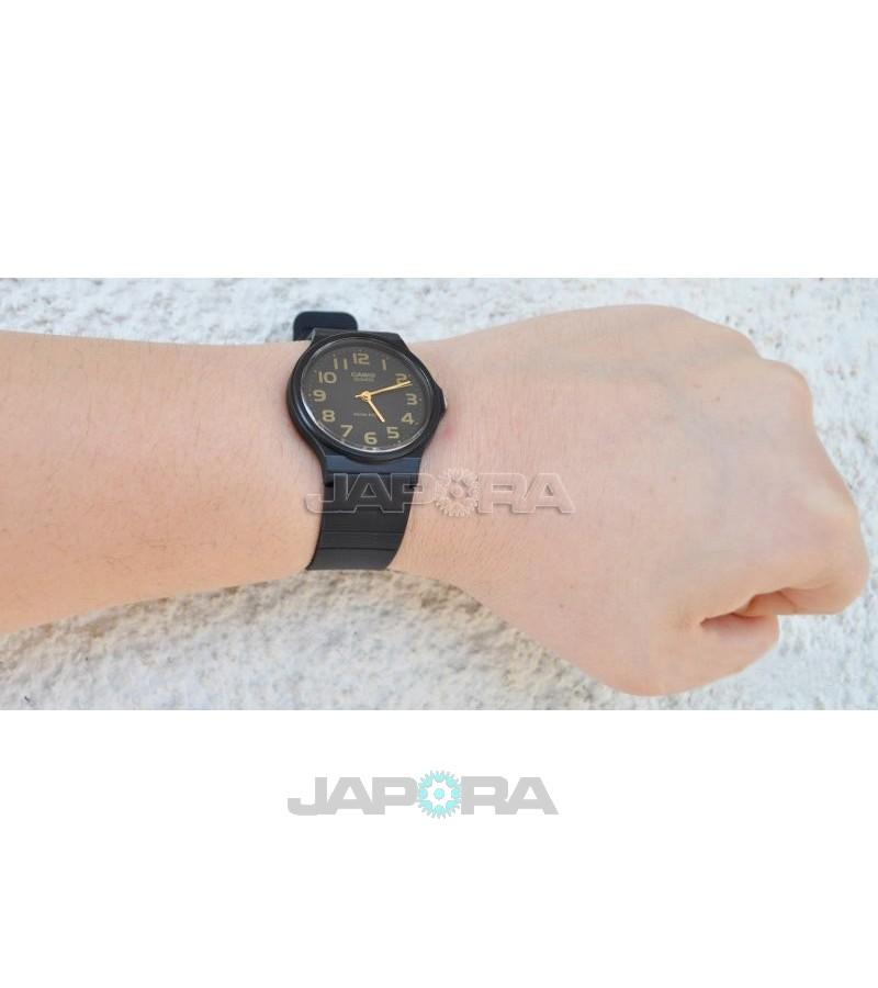 Ceas Casio Standard MQ-24-1B2 Analog (MQ-24-1B2LDF) oferit de magazinul Japora