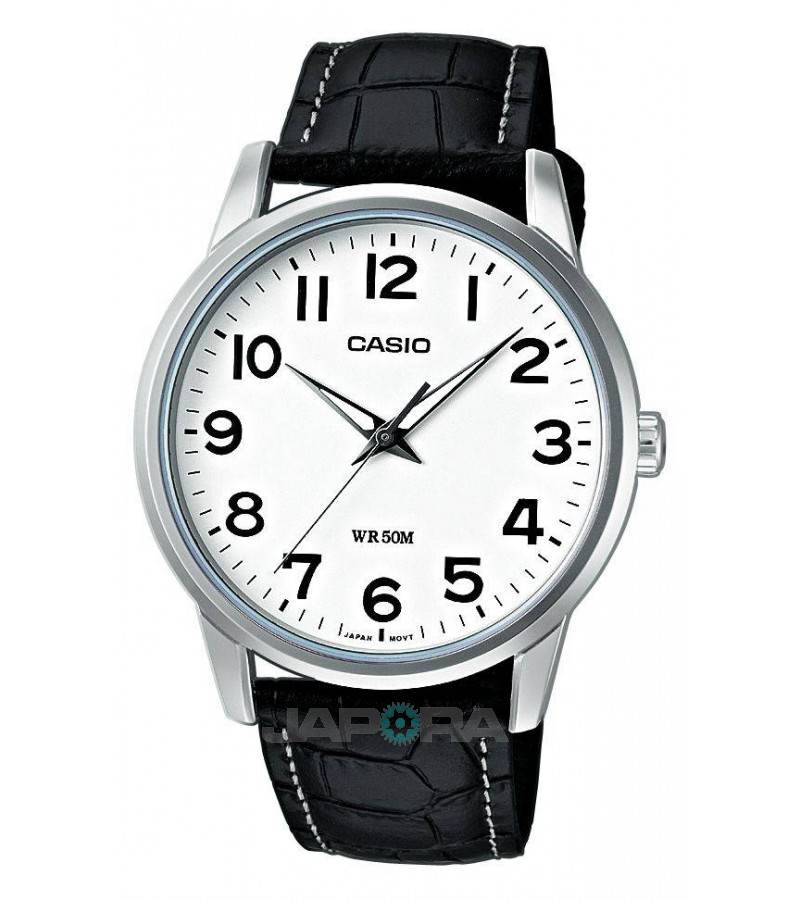 Ceas barbatesc Casio STANDARD MTP-1303PL-7B Analog: His-and-hers pair models Watch (MTP-1303PL-7BVEF) oferit de magazinul Japora
