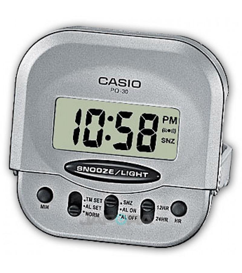 Ceas de calatorie Casio WAKEUP TIMER PQ-30-8EF (PQ-30-8EF) oferit de magazinul Japora