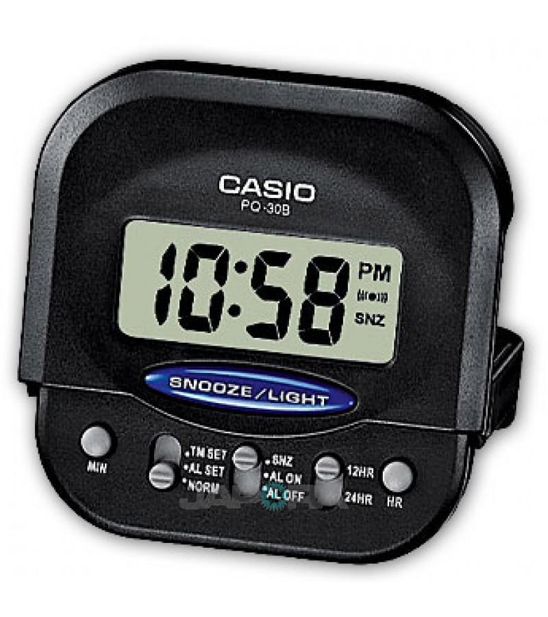 Ceas de calatorie Casio WAKEUP TIMER PQ-30B-1EF (PQ-30B-1EF) oferit de magazinul Japora