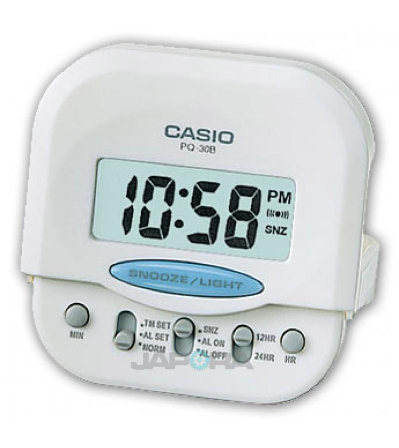 Ceas de calatorie Casio WAKEUP TIMER PQ-30B-7EF (PQ-30B-7EF) oferit de magazinul Japora