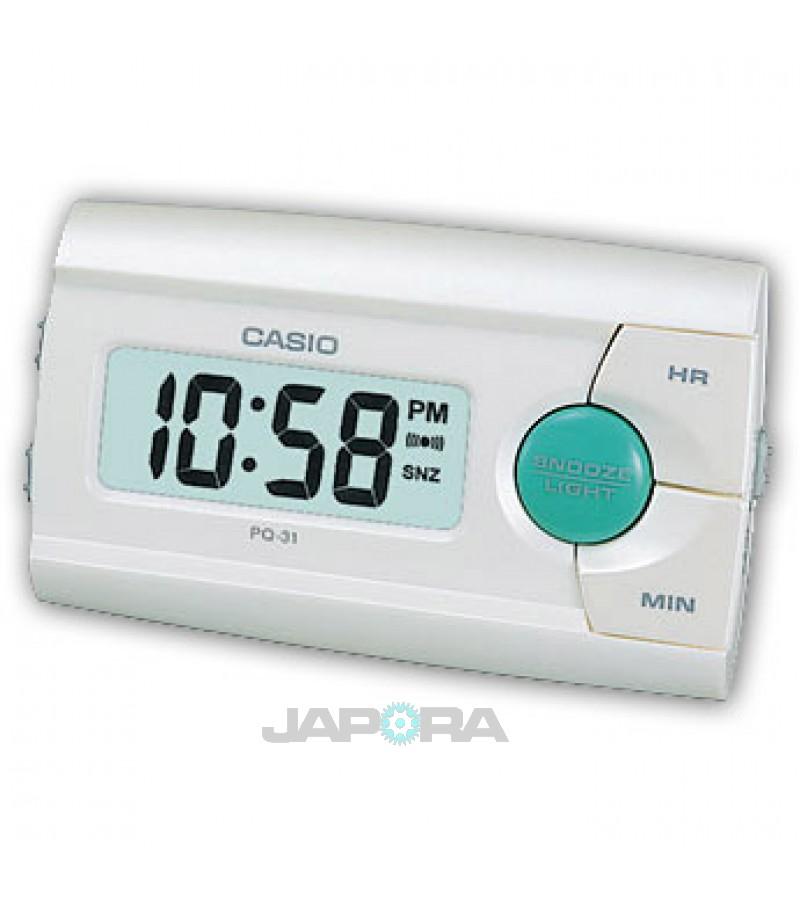 Ceas Casio WAKEUP TIMER PQ-31-7EF (PQ-31-7EF) oferit de magazinul Japora