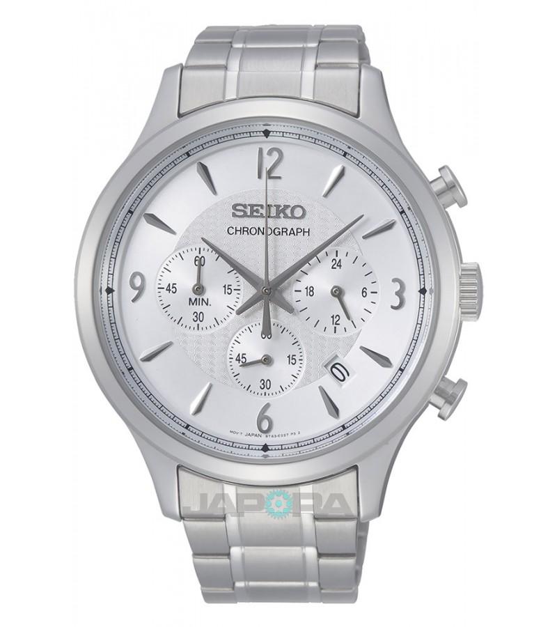 Ceas barbatesc Seiko SSB337P1 Chronograph (SSB337P1) oferit de magazinul Japora