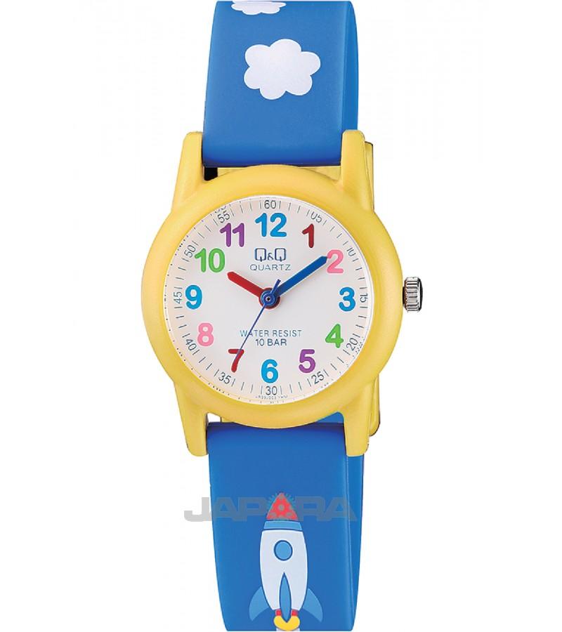 Ceas de copii Q&Q VR99J003Y Quartz Kids (VR99J003Y) oferit de magazinul Japora