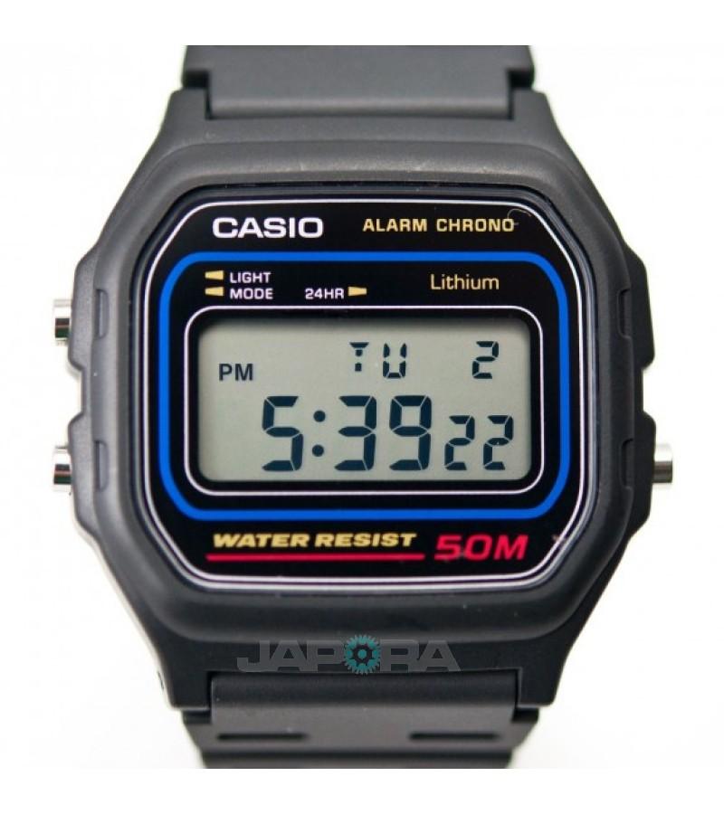 Ceas barbatesc Casio STANDARD W-59-1VQES (W-59-1VQES) oferit de magazinul Japora