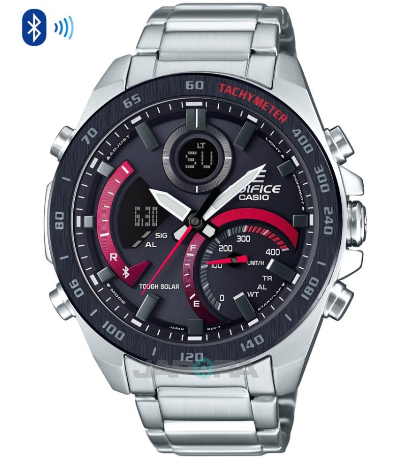 Ceas barbatesc Casio Edifice ECB-900DB-1AER Bluetooth Tough Solar PREMIUM COLLECTION (ECB-900DB-1AER) oferit de magazinul Japora