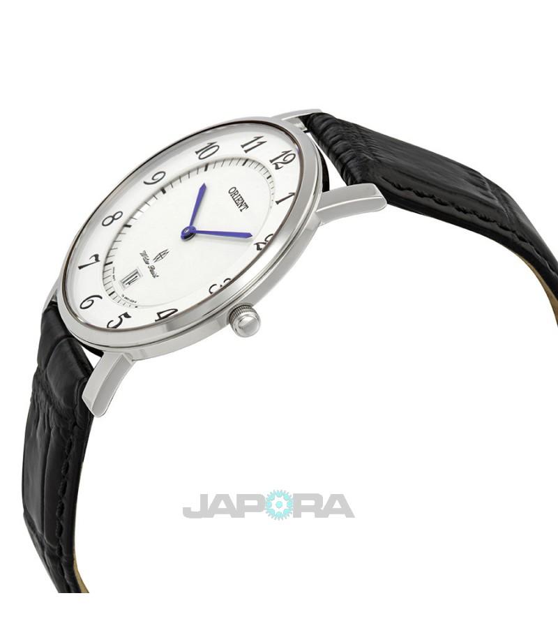 Ceas barbatesc Orient FGW0100JW0 Quartz Dressy Slim (FGW0100JW0) oferit de magazinul Japora