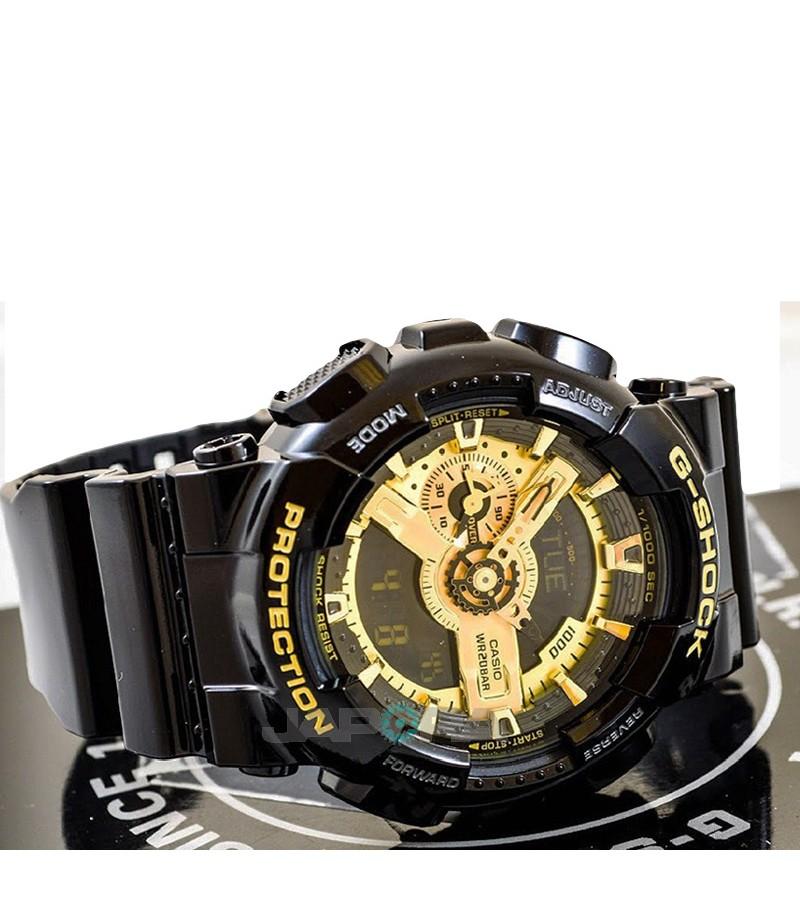 Ceas Casio G-Shock GA-110GB-1A GARISH BLACK COLLECTION (GA-110GB-1AER) oferit de magazinul Japora