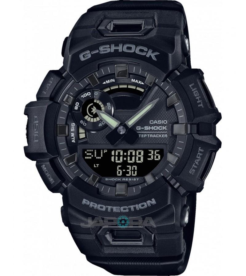 Ceas barbatesc Casio G-Shock GBA-900-1AER G-SQUAD Bluetooth (GBA-900-1AER) oferit de magazinul Japora