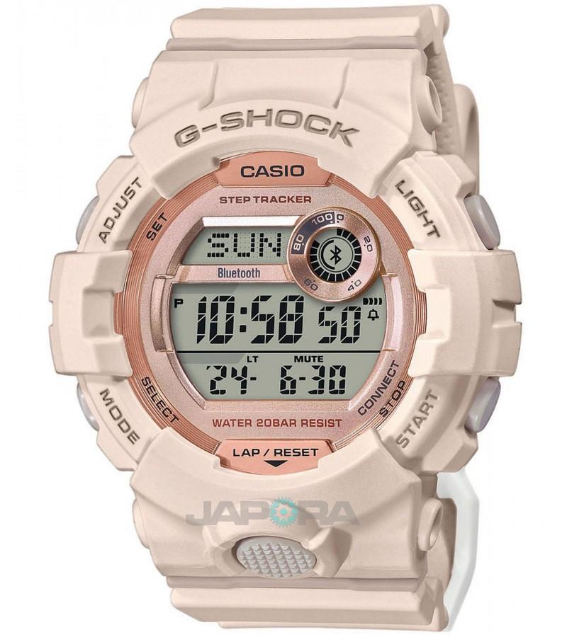Ceas dama Casio G-Shock GMD-B800-4ER Bluetooth Step Tracker G-SQUAD (GMD-B800-4ER) oferit de magazinul Japora