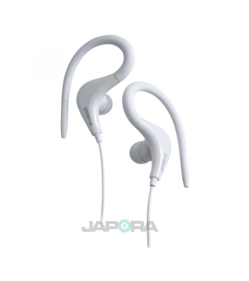 Casti in ear Groov-e GVEB12WE Ultra Light Sport (GV-EB12-WE) oferit de magazinul Japora