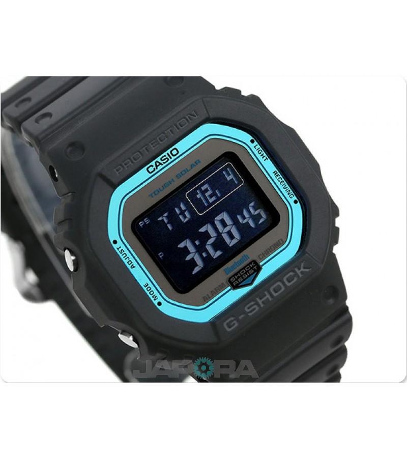 Ceas barbatesc Casio G-Shock GW-B5600-2ER Bluetooth Tough Solar MultiBand 6 (GW-B5600-2ER) oferit de magazinul Japora