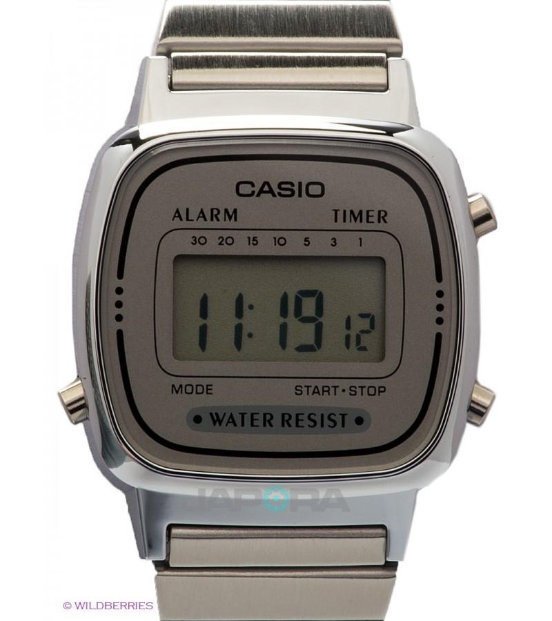 Ceas dama Casio STANDARD LA670WEA-7 Digital Retro (LA670WEA-7EF) oferit de magazinul Japora