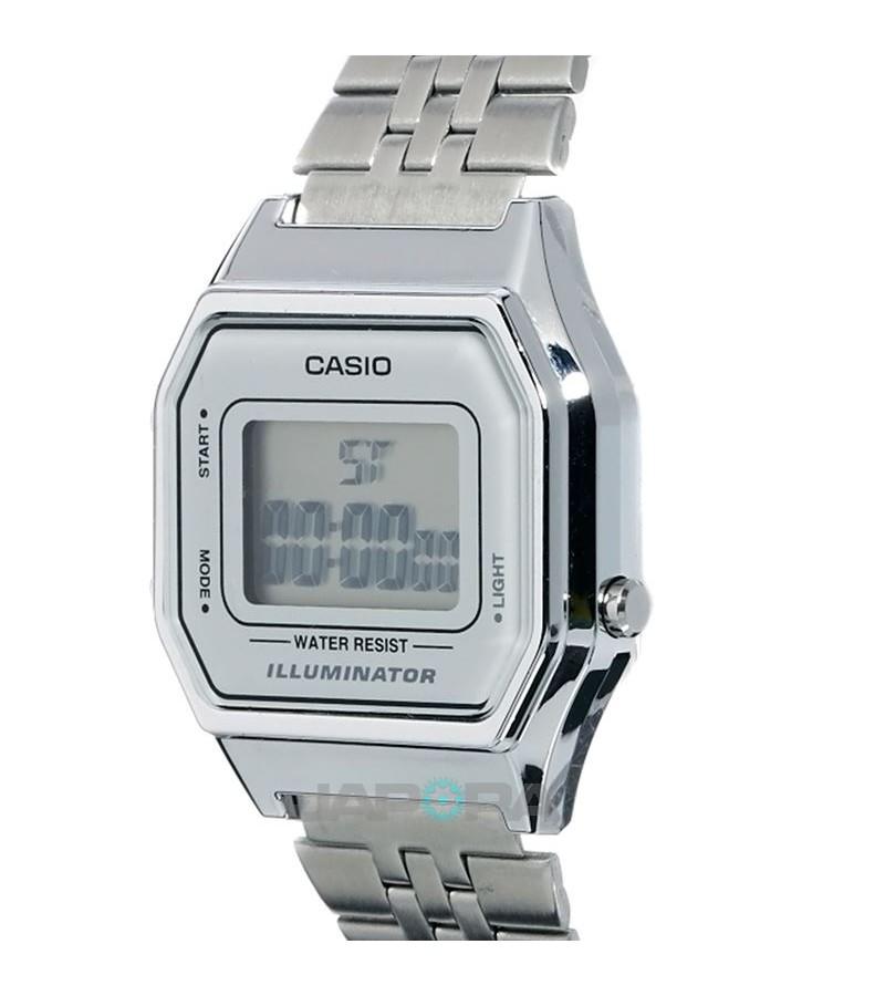 Ceas dama Casio Standard LA680WEA-7EF Retro (LA680WEA-7EF) oferit de magazinul Japora
