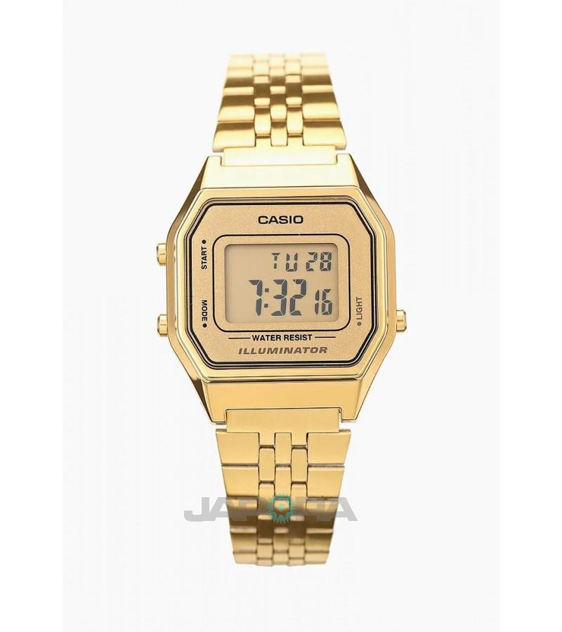 Ceas dama Casio Standard LA680WEGA-9ER Retro (LA680WEGA-9ER) oferit de magazinul Japora