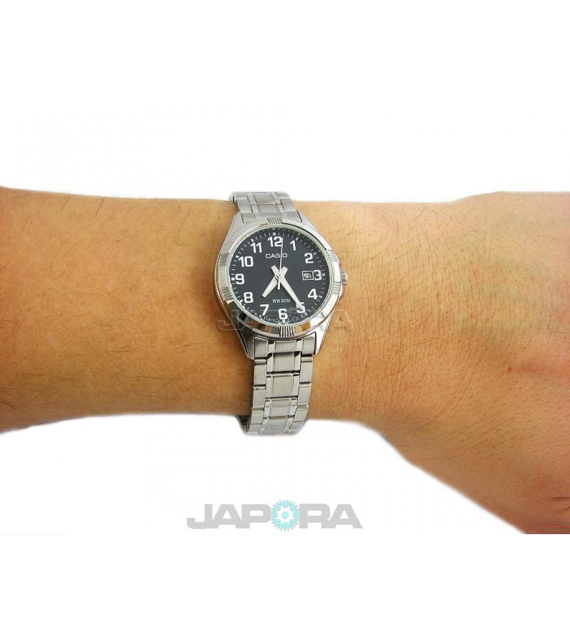 Ceas dama Casio STANDARD LTP-1308D-1BVDF Analog: His-and-hers pairs (LTP-1308D-1BVDF) oferit de magazinul Japora