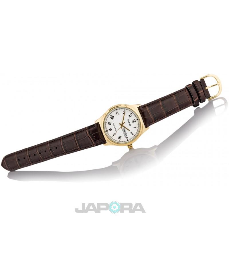 Ceas barbatesc Casio Standard MTP-V006GL-7BUDF Analog (MTP-V006GL-7BUDF) oferit de magazinul Japora