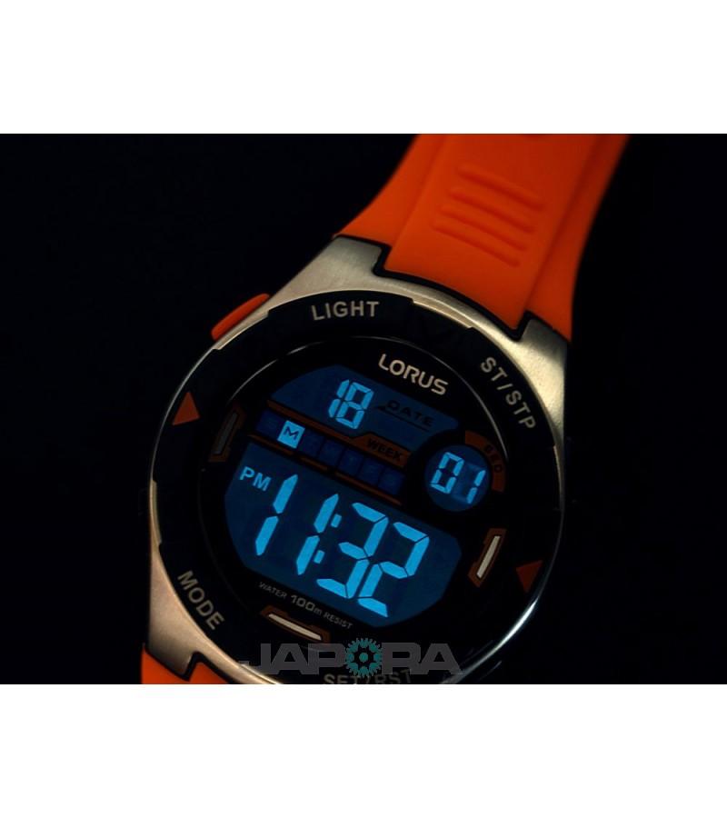 Ceas barbatesc Lorus R2303NX9 Alarm (R2303NX9) oferit de magazinul Japora