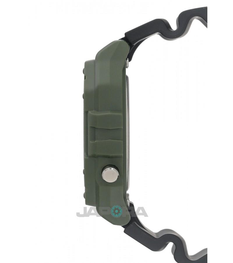 Ceas barbatesc Casio Standard W-218H-3AVEF Digital Illuminator (W-218H-3AVEF) oferit de magazinul Japora