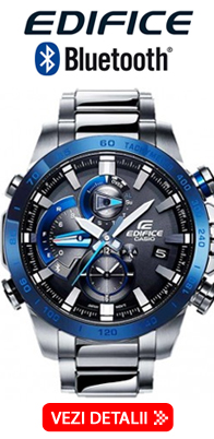 Vezi Colectia CASIO Edifice cu Bluetooth