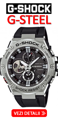 Vezi colectia G-Shock G-STEEL