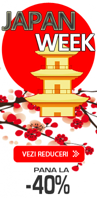 JAPAN WEEK - Vezi promotia