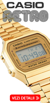 Vezi Colectia CASIO Retro