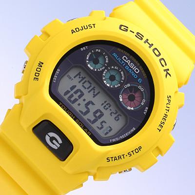 Ceas Casio G-Shock GW-6900A-9ER MultiBand 6 Tough Solar