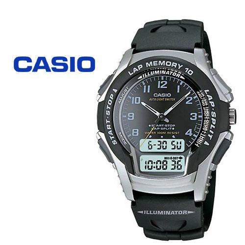 Ceas Casio STANDARD WS-300-1BVSEF Illuminator