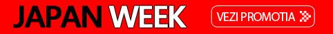Japan Week - Promotie ceasuri reduceri pana la 40% - Japora Ceasuri